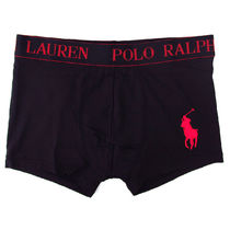 Ralph Lauren Plain Cotton Boxer Briefs
