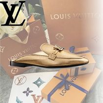 Louis Vuitton UPPER CASE OPEN BACK LOAFER