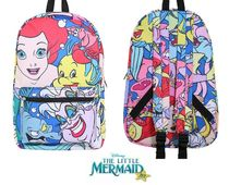 Disney Casual Style Street Style Backpacks