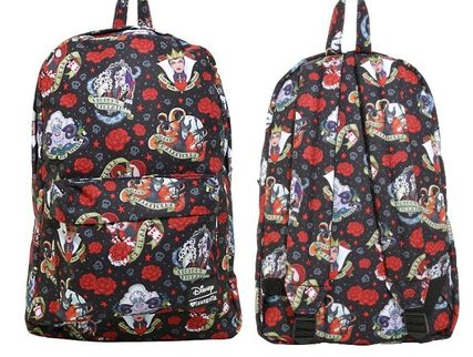 Flower Patterns Casual Style Street Style Backpacks