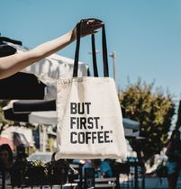 Alfred coffee Casual Style Totes