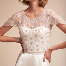 BHLDN Plain Wedding Dresses
