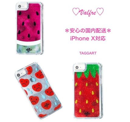sale retailer a2f2a 27657 Valfre 2018 SS Heart Tropical Patterns Unisex Smart Phone Cases