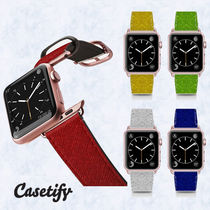 casetify Leather Elegant Style Apple Watch Belt Watches