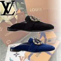 Louis Vuitton MADELEINE OPEN BACK LOAFER