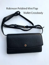 Tory Burch ROBINSON Leather Shoulder Bags