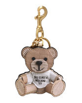 Moschino Other Animal Patterns Keychains & Bag Charms