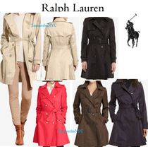 Ralph Lauren Plain Medium Coats