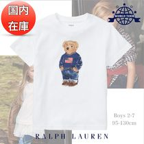 Ralph Lauren Unisex Kids Girl Tops