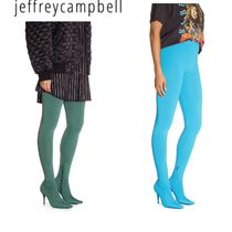 Jeffrey Campbell Casual Style Plain Pin Heels Over-the-Knee Boots