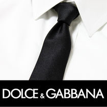 Dolce & Gabbana Silk Plain Ties