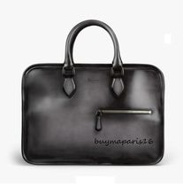 Berluti Leather Handmade Business & Briefcases