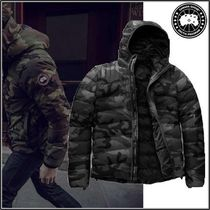 CANADA GOOSE Camouflage Street Style Down Jackets