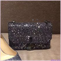 Jimmy Choo 2WAY Chain Party Style Clutches
