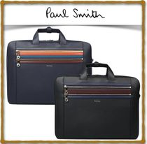 Paul Smith A4 3WAY Leather Business & Briefcases