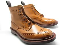Tricker's Street Style Leather Chelsea Boots Chelsea Boots