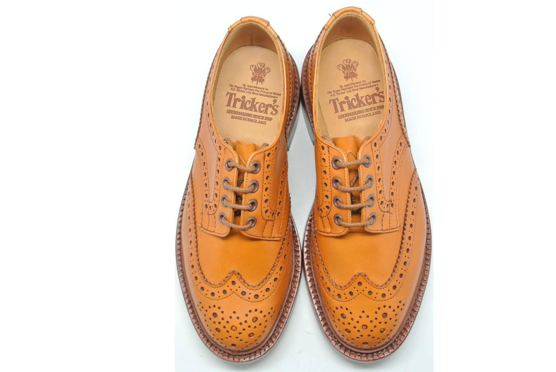 shop crockett&jones tricker's