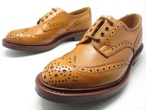 Tricker's Leather Chelsea Boots Oxfords