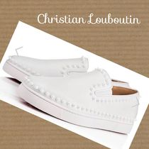 Christian Louboutin Plain Toe Loafers & Slip-ons