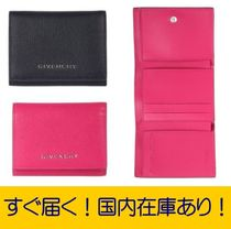 GIVENCHY PANDORA Leather Folding Wallets