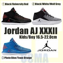 Nike AIR JORDAN Petit Street Style Collaboration Kids Girl Sneakers