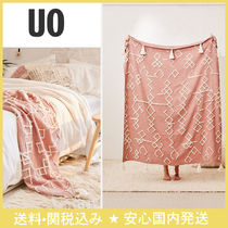Urban Outfitters Tassel Throws