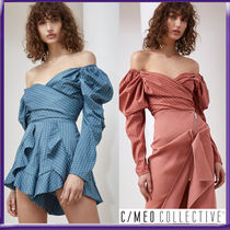 Cameo the Label Dots Long Sleeves Party Style Shirts & Blouses