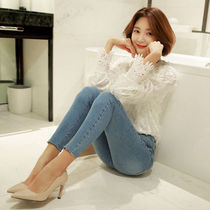 Casual Style Long Sleeves Plain Medium Shirts & Blouses