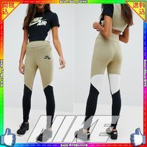 Nike Sweat Street Style Bi-color Leggings Pants