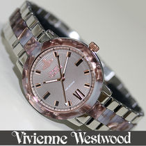 Vivienne Westwood Quartz Watches Stainless Analog Watches