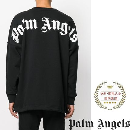 Crew Neck Pullovers Long Sleeves Oversized Sweatshirts