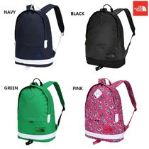 THE NORTH FACE Flower Patterns Nylon Street Style A4 2WAY Plain Bold