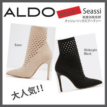 ALDO Plain Pin Heels Ankle & Booties Boots