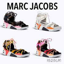 MARC JACOBS Open Toe Casual Style Street Style Sport Sandals