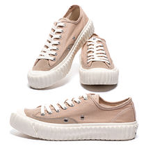 EXCELSIOR Rubber Sole Casual Style Unisex Street Style Plain Oversized