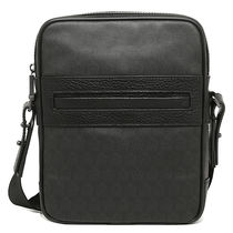 Dunhill Monogram Leather Messenger & Shoulder Bags