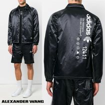 Alexander Wang Street Style Collaboration Coach Jackets Coach Jackets