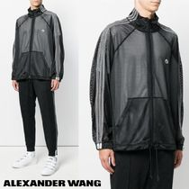 Alexander Wang Street Style Collaboration Long Sleeves Tops
