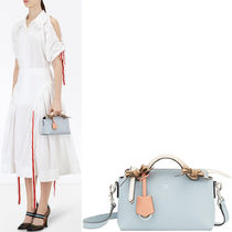 FENDI BY THE WAY F BOW EMBELLISHED MULTICOLOR MINI