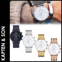 KAPTEN & SON Street Style Quartz Watches Analog Watches