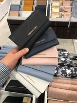 Michael Kors Saffiano Long Wallets