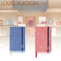 Louis Vuitton Unisex Leather Stationary