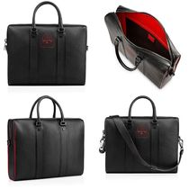 Christian Louboutin A4 2WAY Plain Business & Briefcases