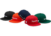 Supreme Street Style Collaboration Caps