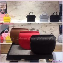 GIVENCHY Casual Style Chain Plain Shoulder Bags