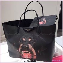 GIVENCHY Casual Style Other Animal Patterns Totes