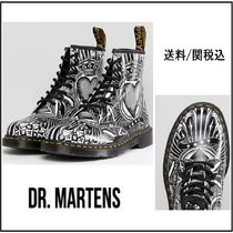 Dr Martens Street Style Leather Boots