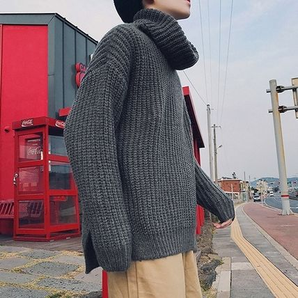 Knits & Sweaters Long Sleeves Plain Knits & Sweaters 15