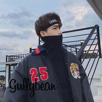 Street Style Other Animal Patterns Varsity Jackets