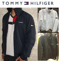 Tommy Hilfiger Short Plain Jackets